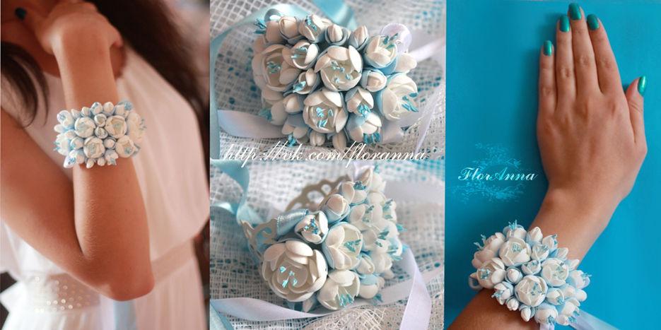 Свадебные украшения для невесты своими руками из бисера
