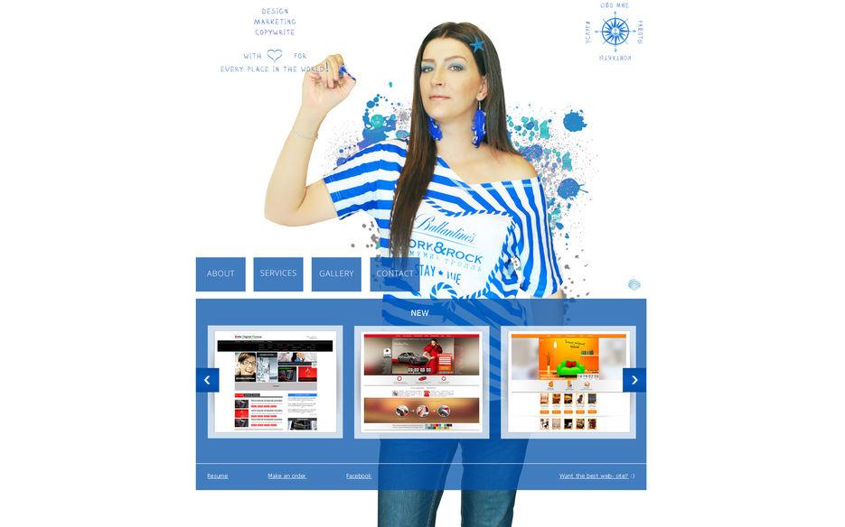 Фриланс сайты портфолио сайты работ для фрилансеров в украине