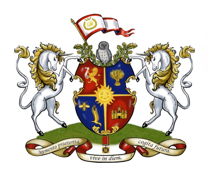 Фамильный герб - Работа 7 - Портфолио фрилансера Елена Гершуни (Helen_Gershuni)