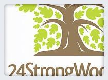 Логотип для копании по строительству деревянных до