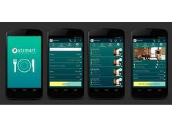 Eatsmart - приложение для Android