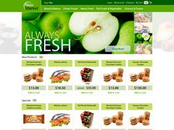 Magento green store