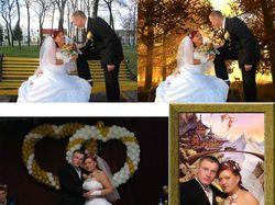 Свадебные фотографии, портфолио