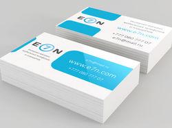 визитки e7n