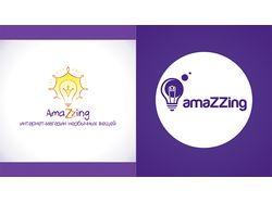 Варианты логотипа интернет-магазина