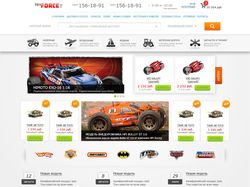 Интернет-магазин Toyforce.ru