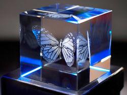 3D моделирование (для прожига в стекле)