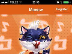 API для сервиса Meeew