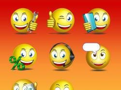 Иконки-смайлики для интернет-магазина
