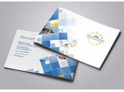 Буклет для центра экспертизы строительных проектов
