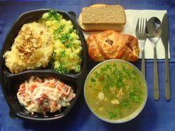 Компонент меню обедов для joomla 2.5