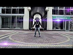 Танцевальный клип по электро-дэнсу