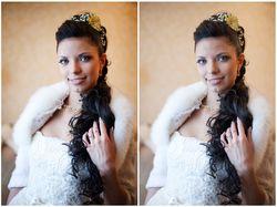 Свадебная ретушь