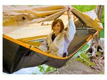 Camping hammock tents