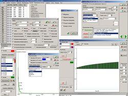 Программа анализа временных рядов