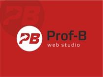 "Логотип для веб студии ""Prof-B"""