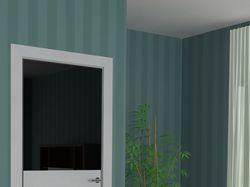 Визуализация дверей в интерьере