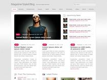 Magazine-styled-blog
