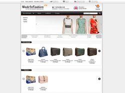 """Интернет-магазин """"Made in fashion"""""""