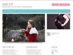 Сайт группы профессиональных фотографов