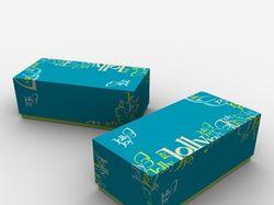 Фирменная коробка компании Jolly Joy.