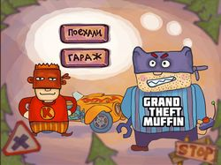 Grand Theft Muffin
