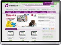 Newton интернет-магазин