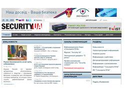 Информационно-аналитический портал SECURITY.UA