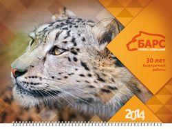 Календарь ГК «Барс»