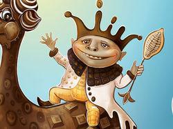 Шоколадозавр и Принц Какао