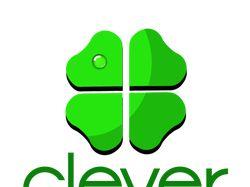 Логотип для группы компаний «Клевер»