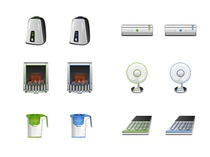 """Webicons """"Household"""""""