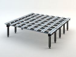 Предметная визуализация. Сварочный стол.