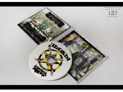 Разработка и создание обложки и лого для альбома