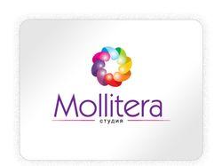 """Логотип для группы Вконтакте """"Mollitera"""""""