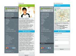 Мобильная версия сайта solidarnost.su | Wordpress