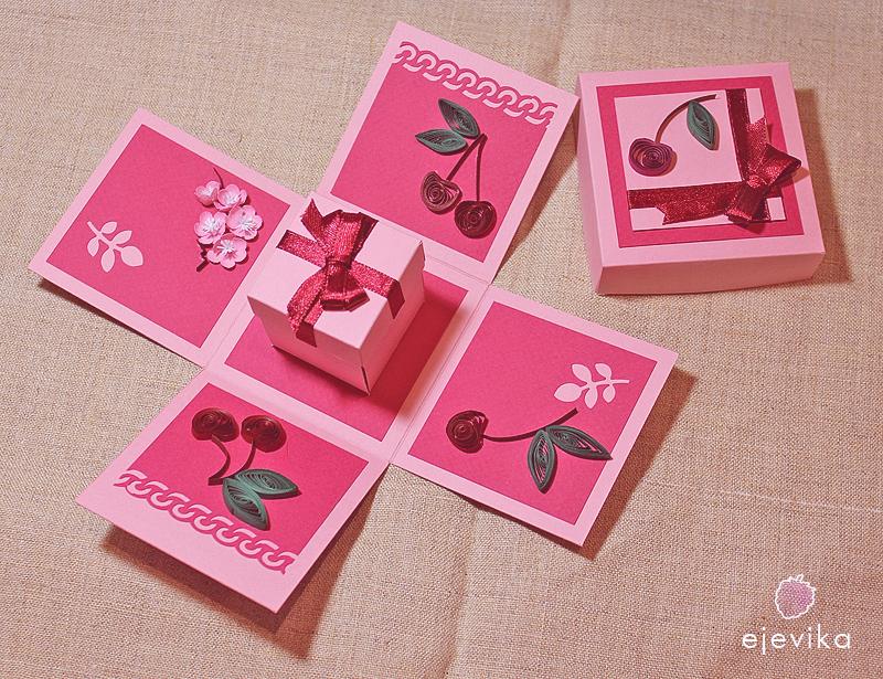Коробка для открыток своими руками - Lumen icon