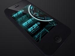 """Iphone приложение """"Будильник"""""""