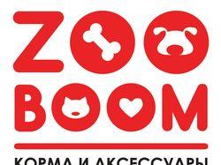 Логотип для магазина ZooBoom