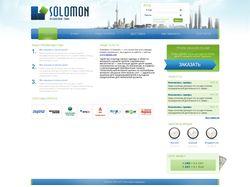 Solomon - html верстка
