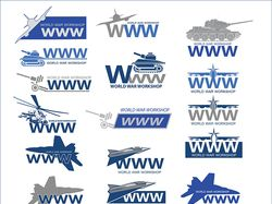 Logo for worldwarworkshop