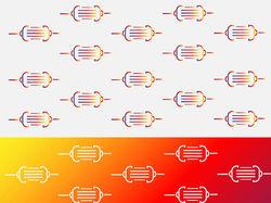 Логотип и паттерн