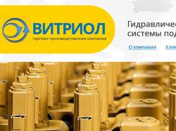 "Разработка интернет-магазина компании ""Витриол"""