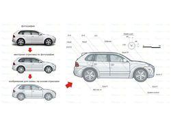 Изображение автомобиля для схемы