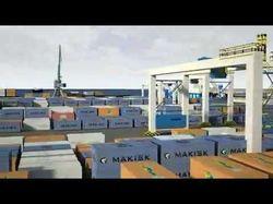 Порт Усть Луга презентация проекта