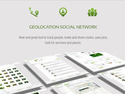 Geolaz. Социальная сеть с инструментами геолокации
