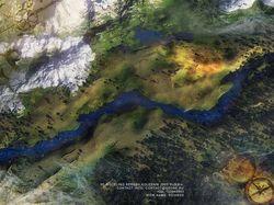 3д ландшафт местности для игры tenneta.ru