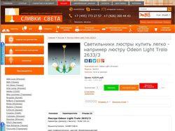 Интернет-магазин slivkisveta.com