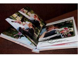 Создание дизайна свадебной фотокниги