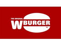 "Логотип ""W burger"""